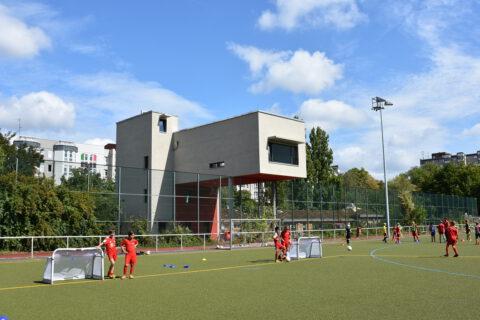 Sport– und Begegnungszentrum, Berlin  2016-2018